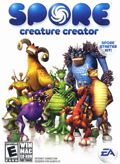 Spore and Spore Creature Creator